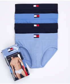 Tommy Hilfiger Hip Brief 4-Pack