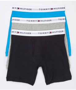 Tommy Hilfiger Classic Boxer Brief 3-Pack