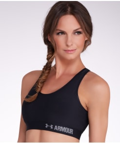 Under Armour UA Mid Control Sports Bra