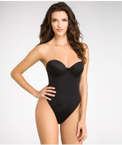 Va Bien Strapless Low Back Slimming Bodysuit