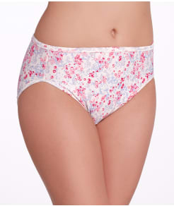 Vanity Fair Illumination Cotton Hi-Cut Brief