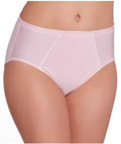 Vanity Fair Cooling Touch Hi-Cut Cotton Bikini