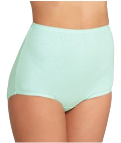 Vanity Fair Tailored Cotton Brief