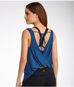 Vimmia Cheer Tie Back Tank Top