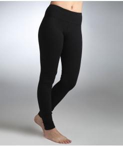 Hard Tail Flat Waist Ankle Yoga Leggings