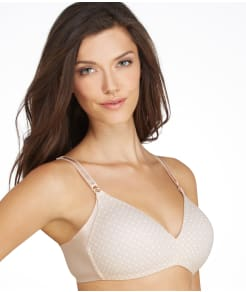Warner's No Side Effects™ Wire-Free T-Shirt Bra