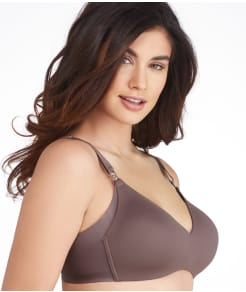 Warner's No Side Effects Wire-Free T-Shirt Bra