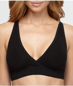 Yummie by Heather Thomson Mallory Comfortably Fit Seamless Racerback Bralette