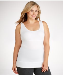 Yummie by Heather Thomson Pearl Firm Control 3-Panel Tank Top Plus Size