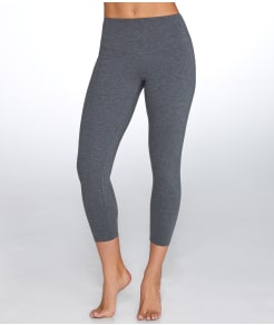 Yummie by Heather Thomson Gloria Compact Cotton Skimmer Leggings
