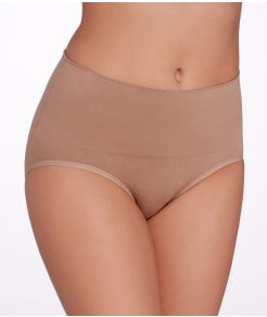 Yummie by Heather Thomson Nici Seamlessly Shaped Everyday Shaping Briefie Plus Size