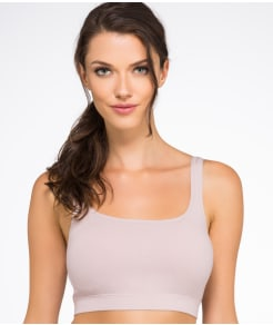Yummie by Heather Thomson Tanya Comfortably Fit Seamless Comfort Bralette