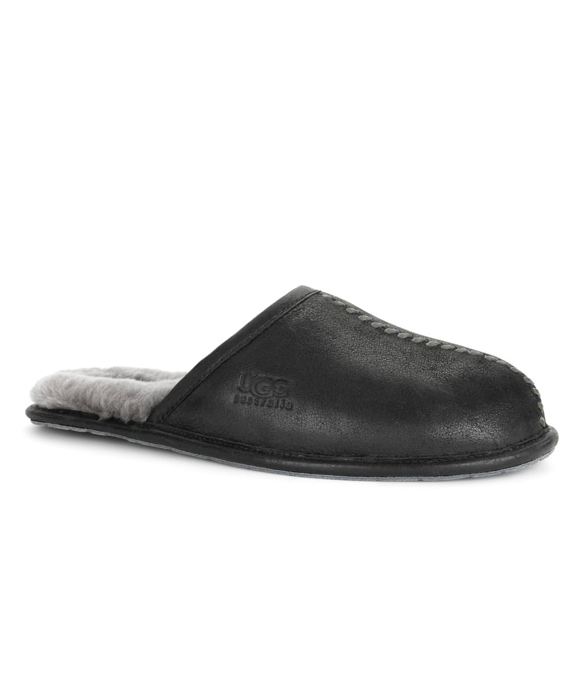 ff2281f7b4b Men's Scuff Deco Slippers