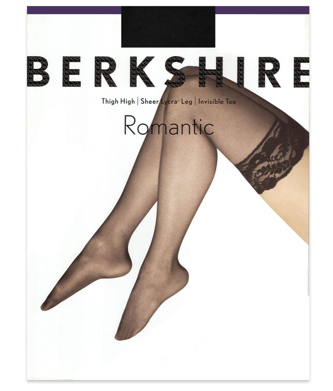 80a0d3801 Berkshire Romantic Thigh Highs