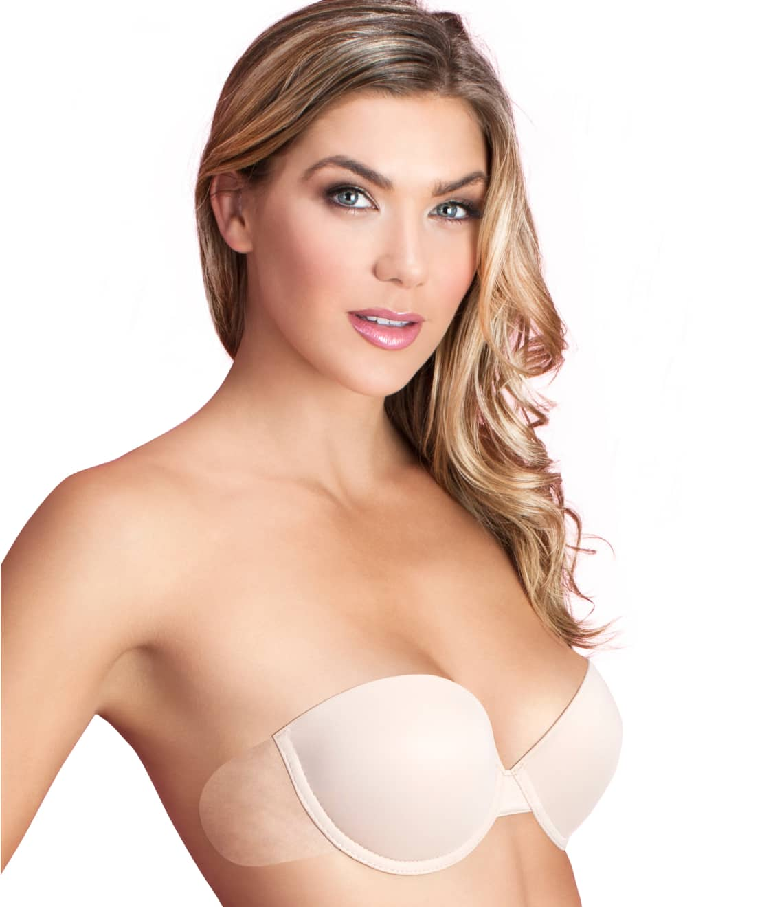 82b4e92d636 Fashion Forms Go Bare Ultimate Boost Backless Strapless Bra