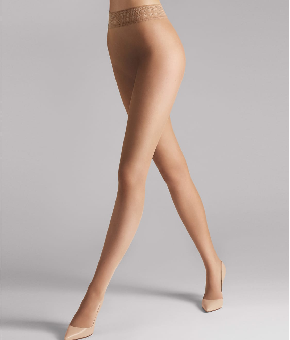 589ee1195 Wolford Fatal 15 Denier Seamless Pantyhose