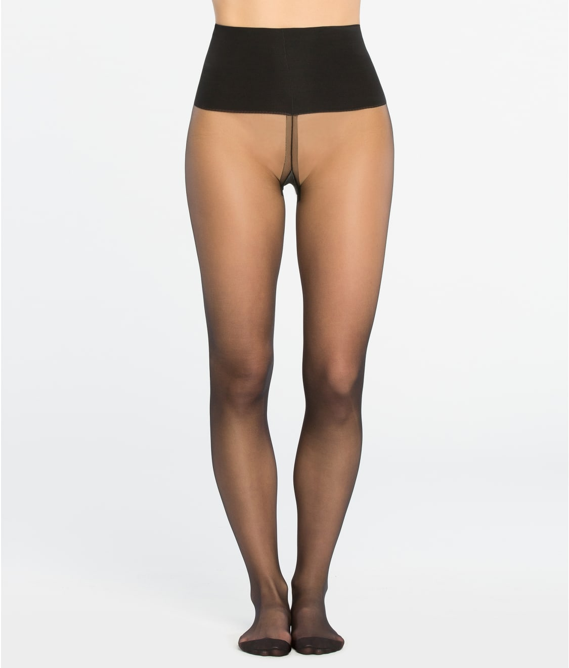 8bb1e6cce1 SPANX Tummy Shaping Sheers Pantyhose