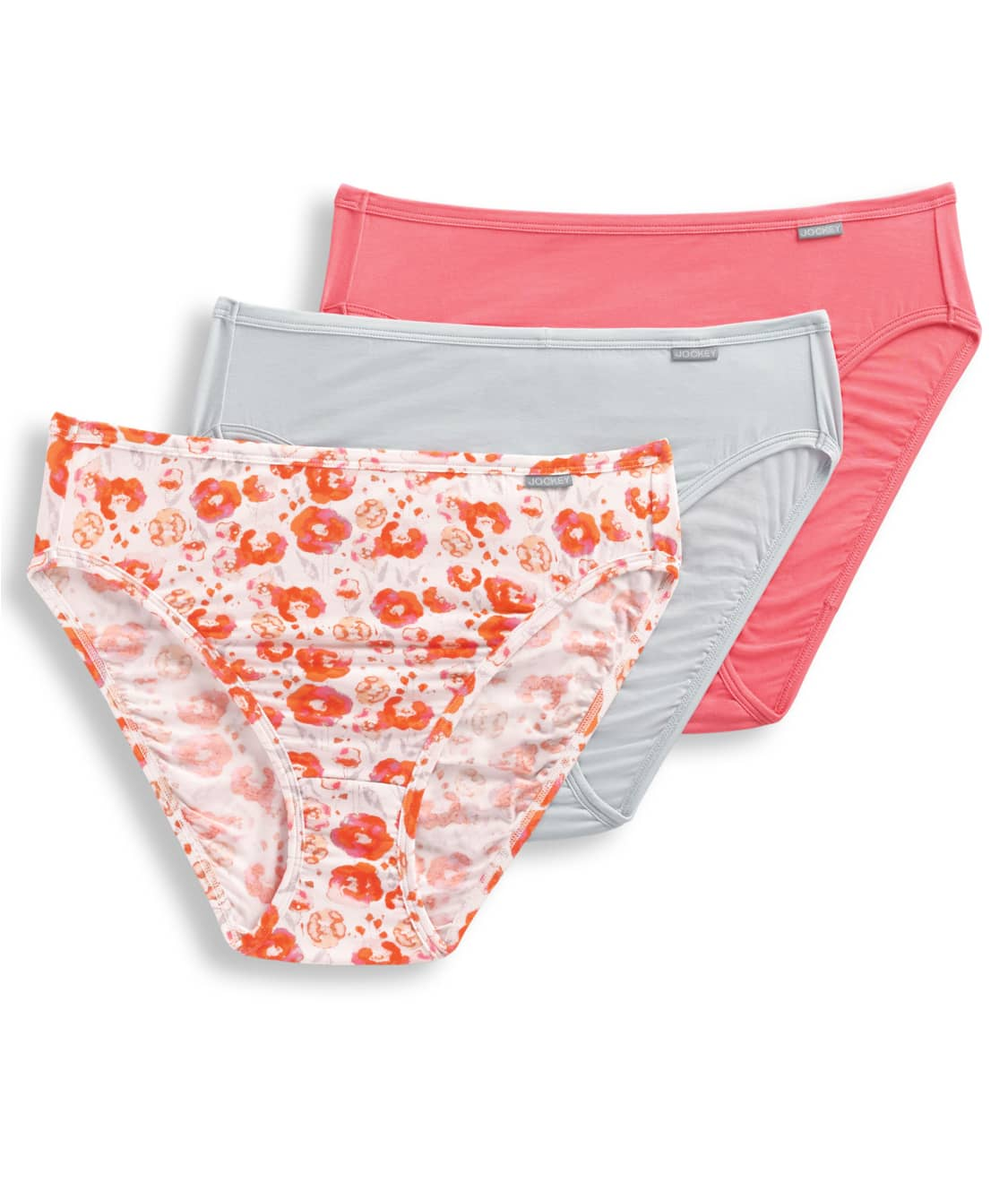 Elance Supersoft French Cut Brief 3 Pack