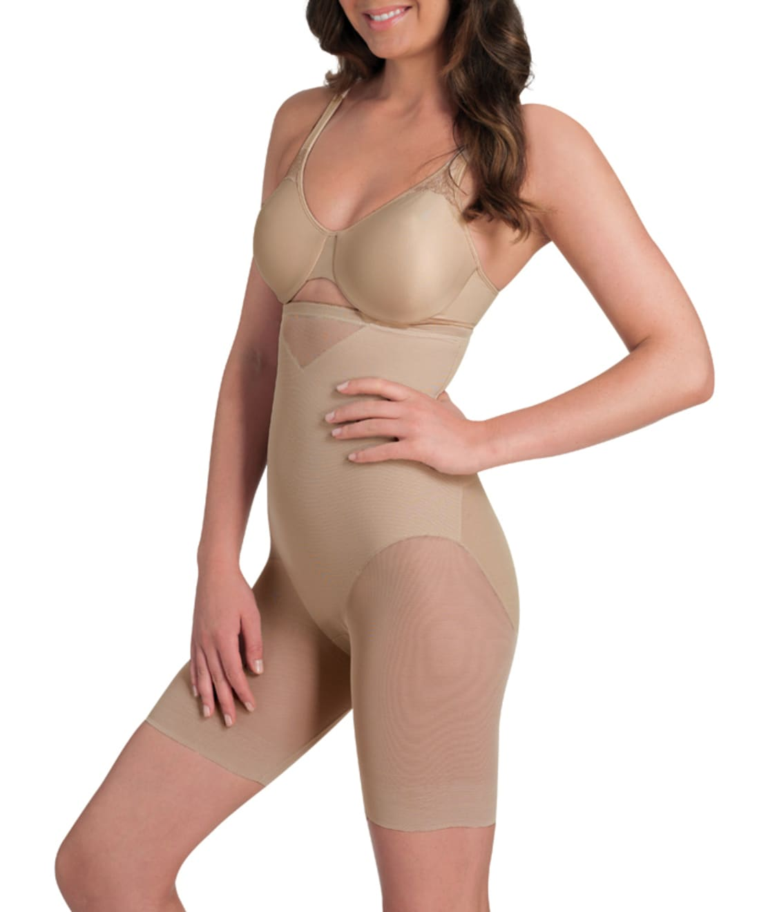ed23ffa849d53 Miraclesuit Sexy Sheer Extra Firm Control High-Waist Thigh Slimmer ...