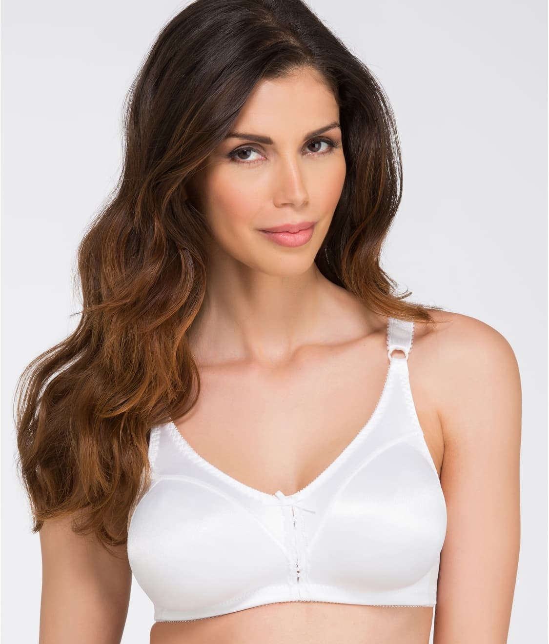 d3279efb8f See Double Support® Wire-Free Bra in White