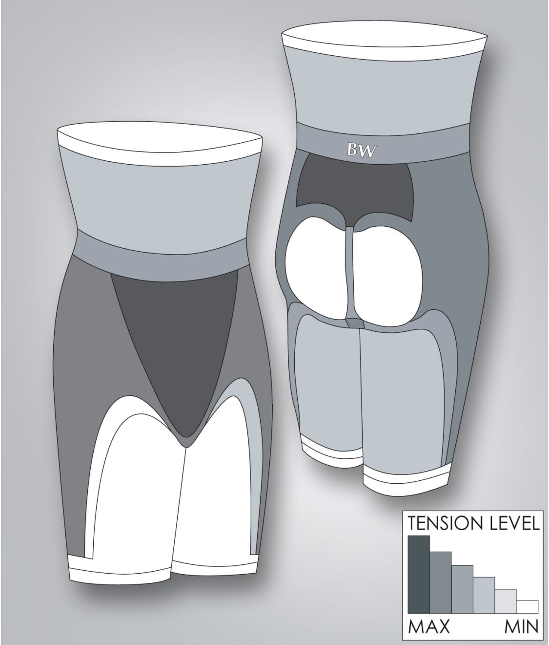 6ecb32d3e70b37 Body Wrap Firm Control High-Waist Mid-Thigh Shaper | Bare ...
