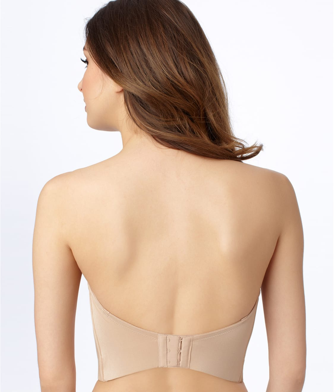 Le Mystère Soiree Low Back Bustier Bra 4556 at BareNecessities.com