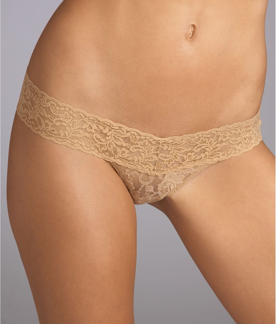hanky panky signature lace low rise thong 3-pack panty 49kbox2 at