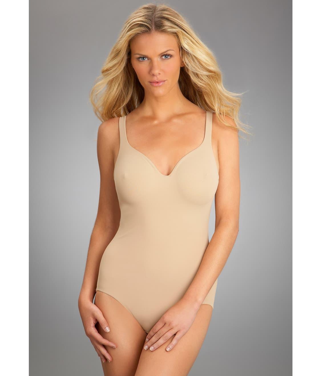 9875e0b588 Wacoal Try A Little Slenderness Bodysuit