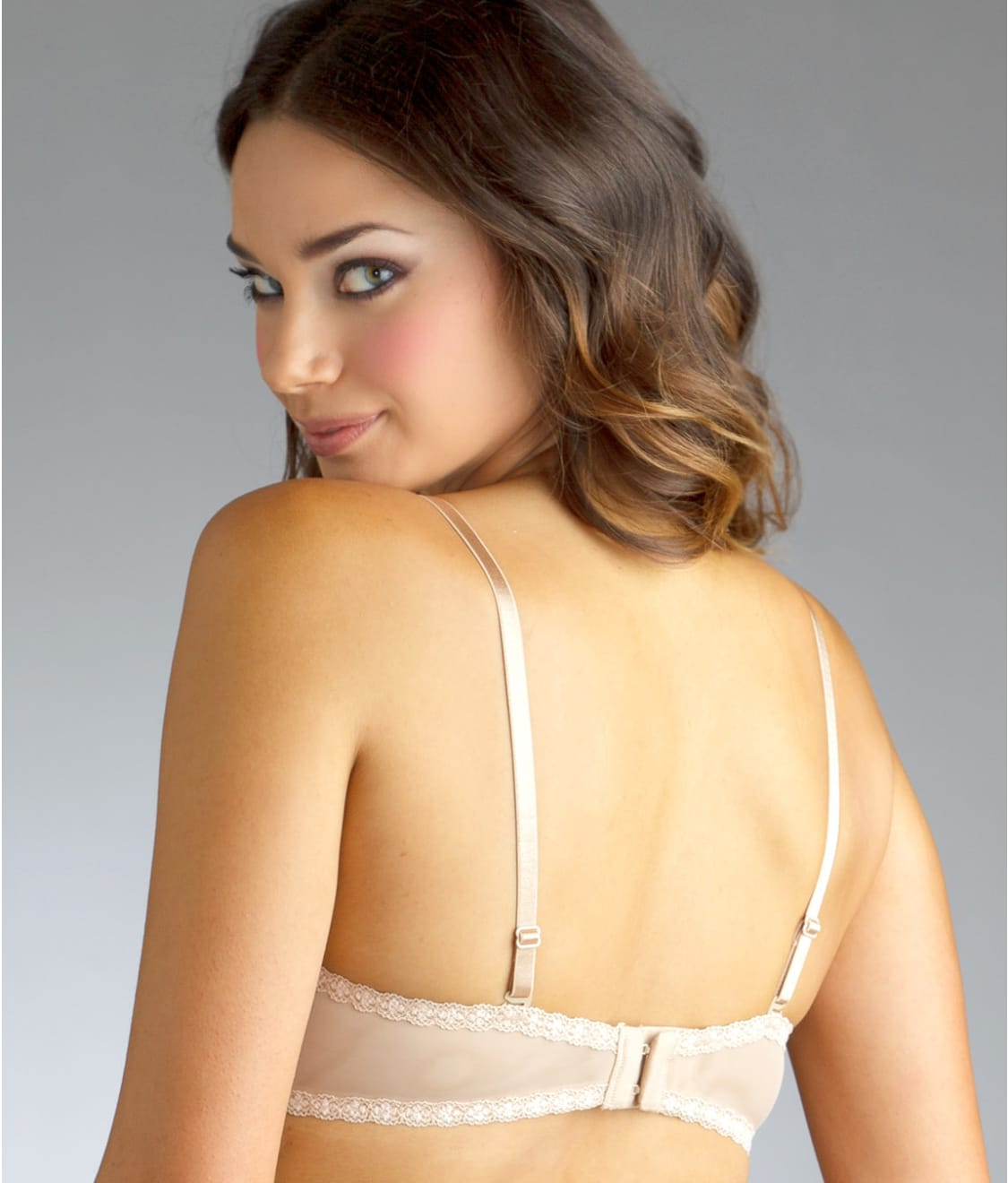 9ec43ba5f6324 b.tempt d by Wacoal Faithfully Yours Strapless Push-Up Bra