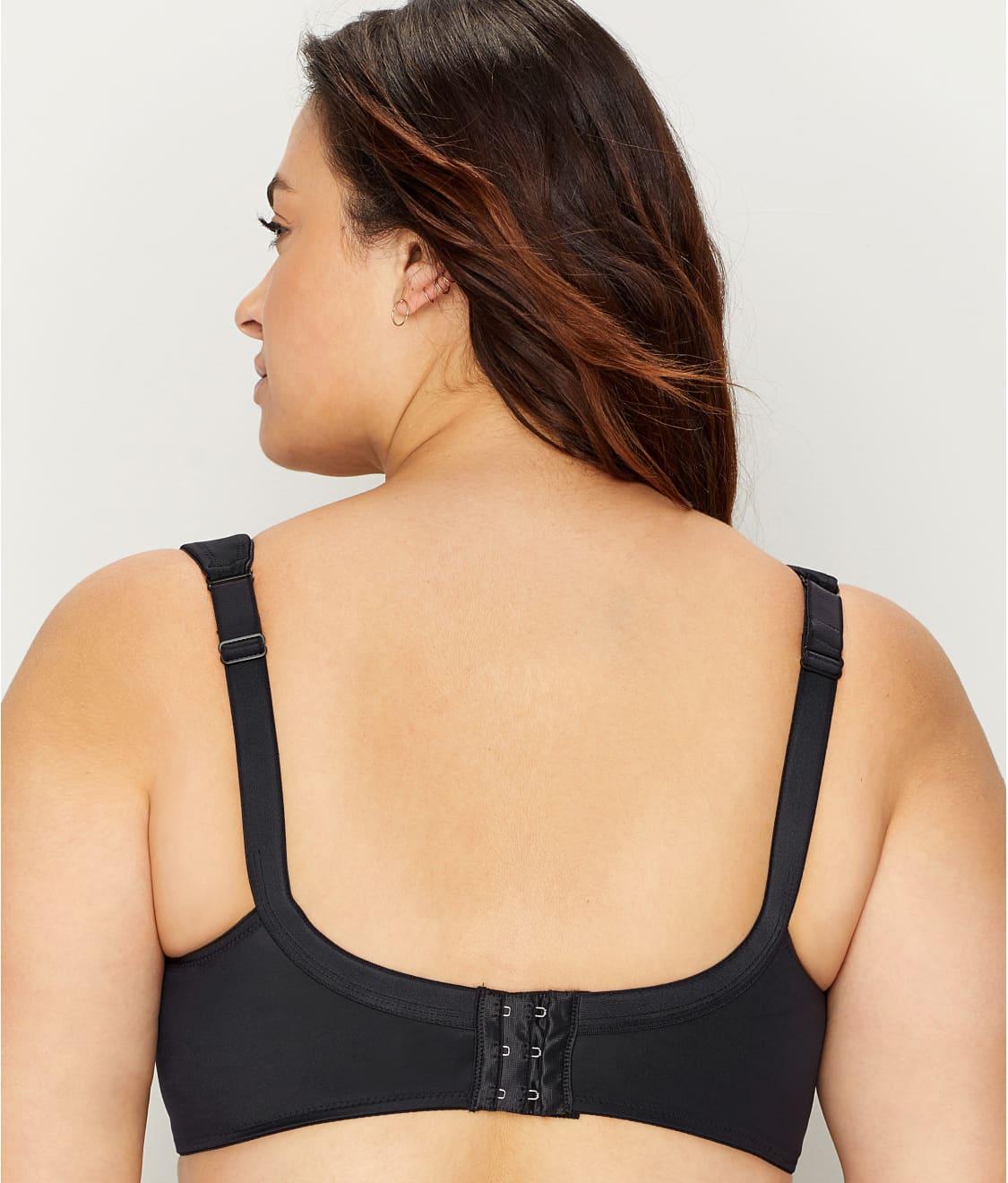 Rosa Faia by Anita *Twin* Seamless Underwired Bra Wide Comfort Straps 5490 Black