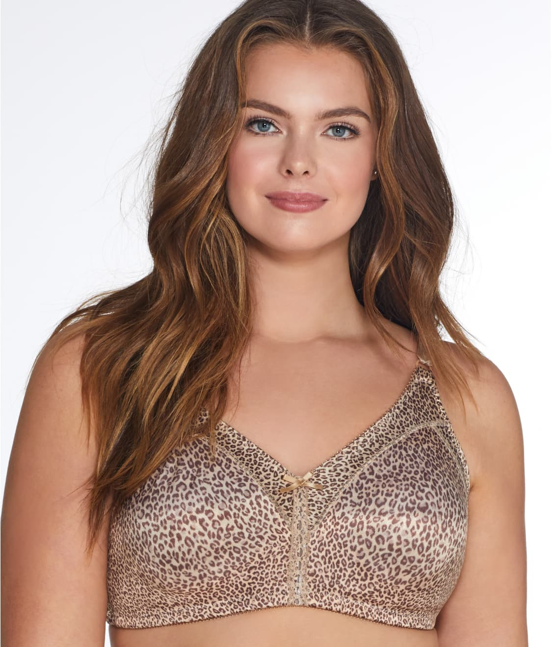 93d319f4ef See Double Support® Wire-Free Bra in Sexy Animal Print