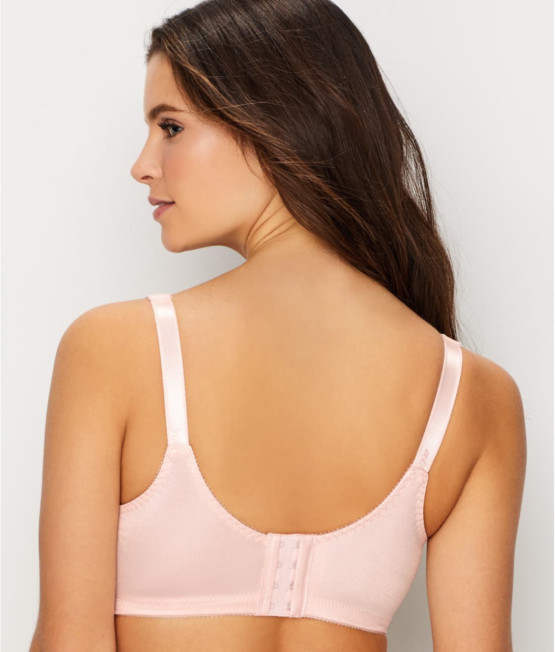 35aa02af59 See Double Support® Wire-Free Bra in Blushing Pink