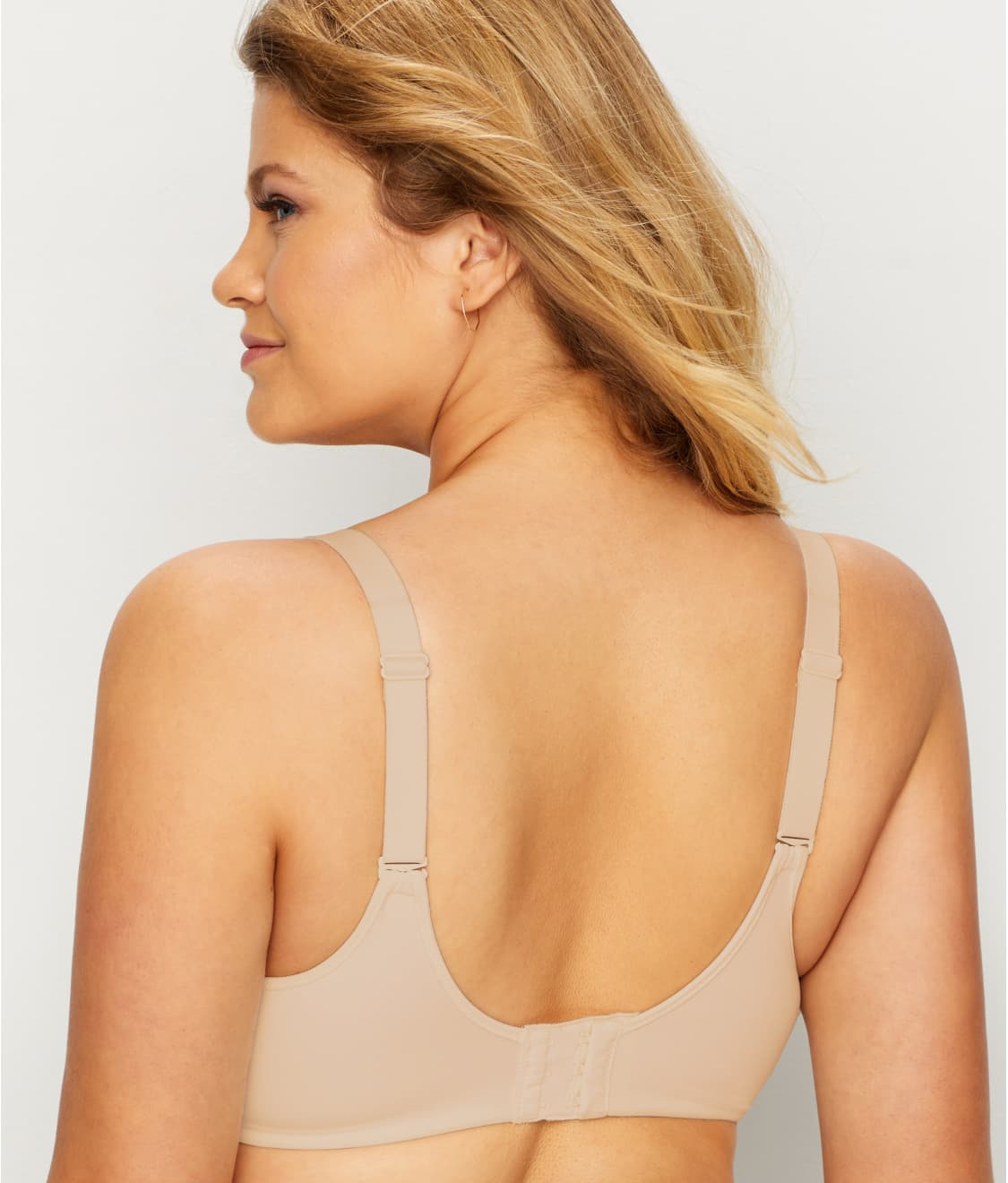 c1b83ec3fc828 See Passion For Comfort Back Smoothing Bra in Latte Lift Lace