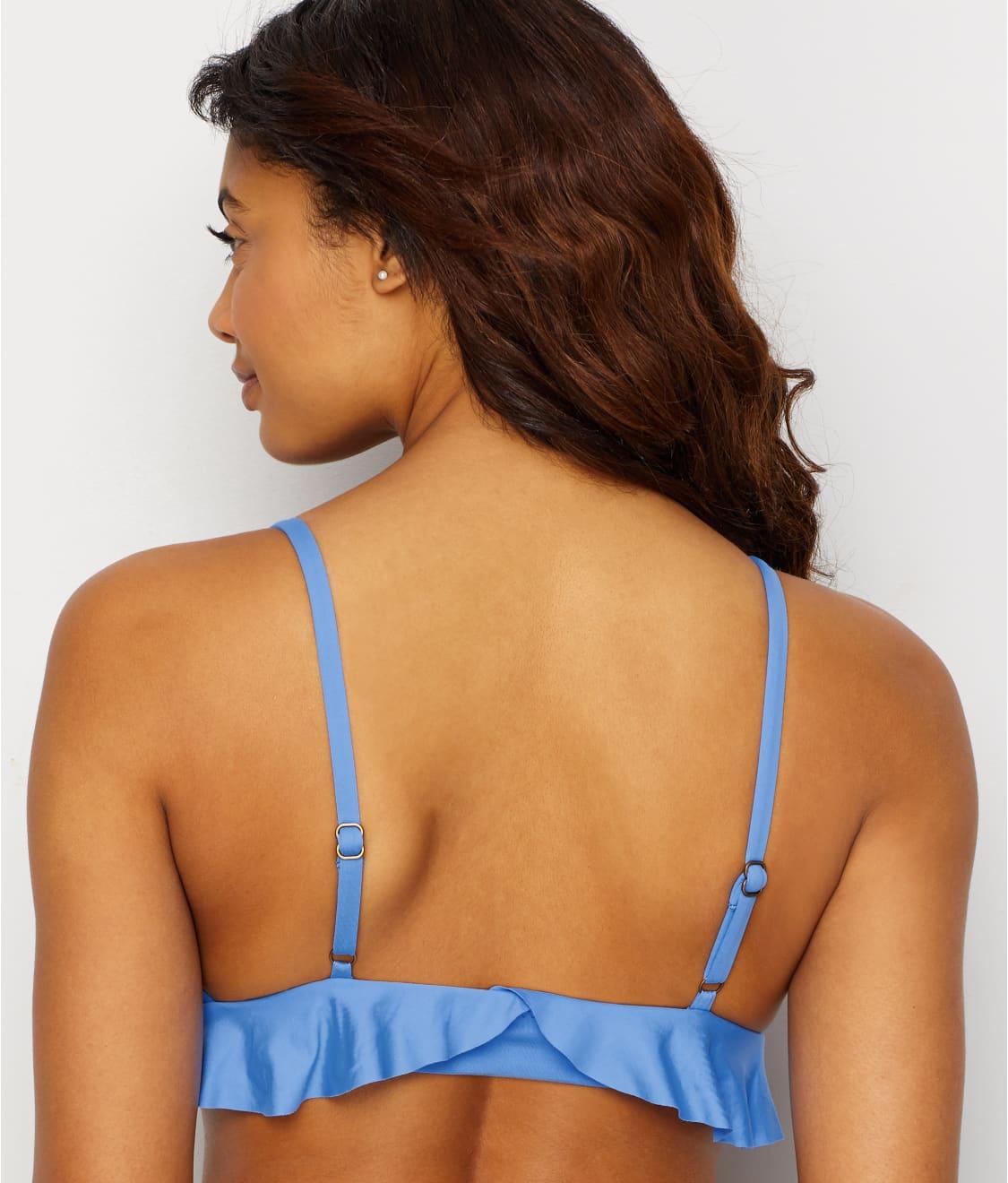 6f699019dc Becca Socialite Ruffle Bikini Top | Bare Necessities (193197)