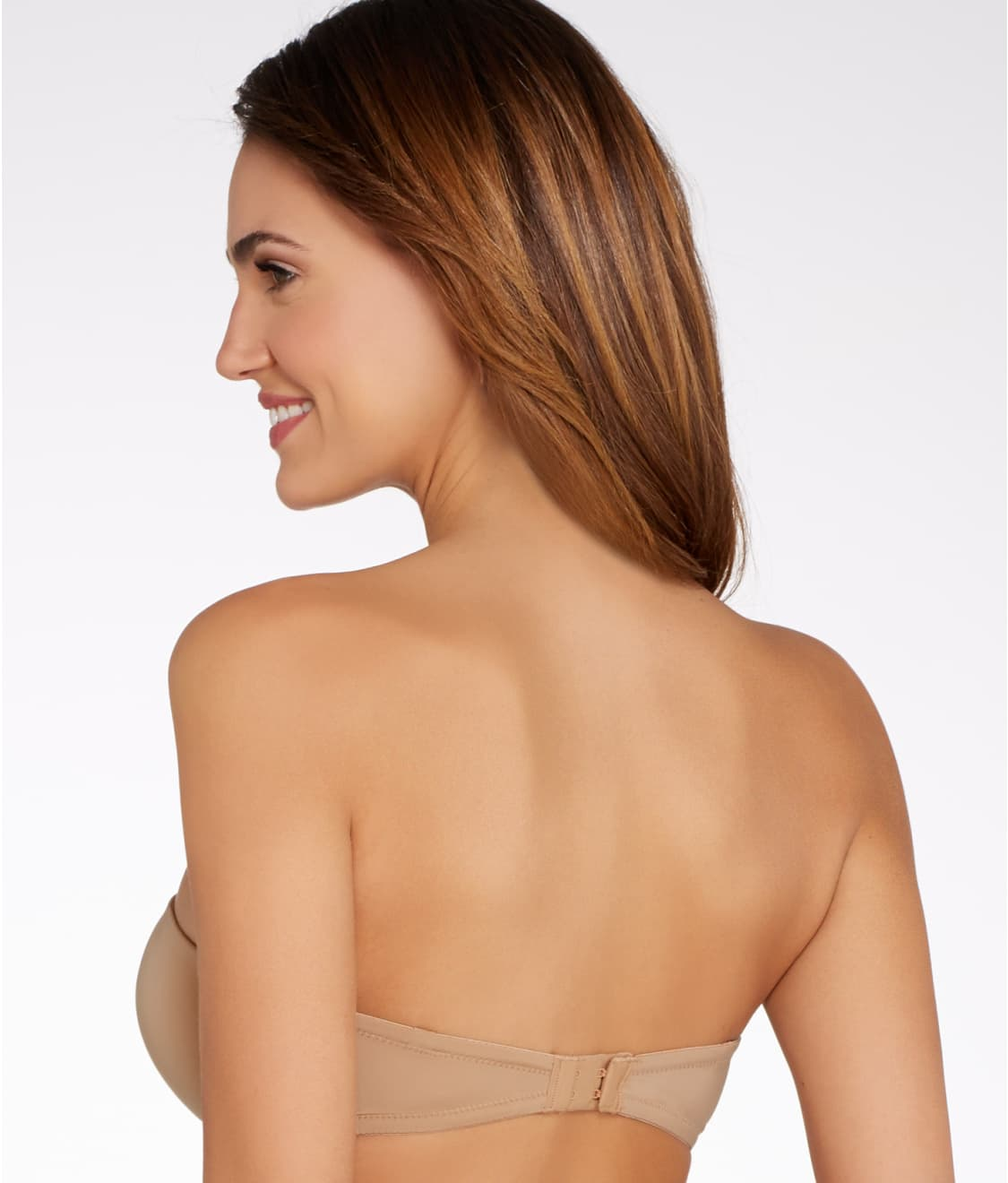 8aa19a985f249d Calvin Klein Naked Glamour Strapless Push-Up Bra