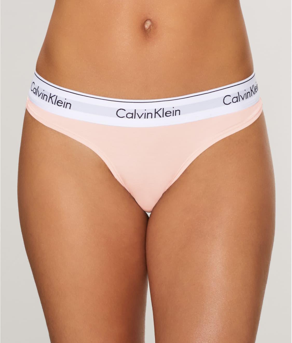 d3cbaabadb07b Calvin Klein Modern Cotton Thong