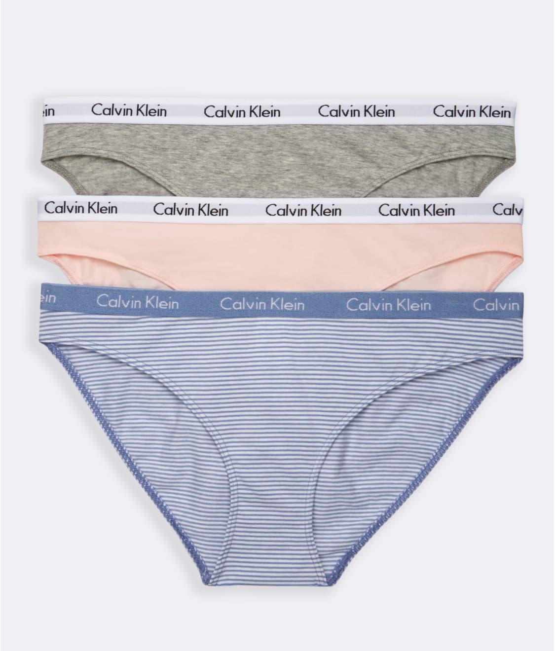 047c35be7f Calvin Klein Carousel Bikini 3-Pack