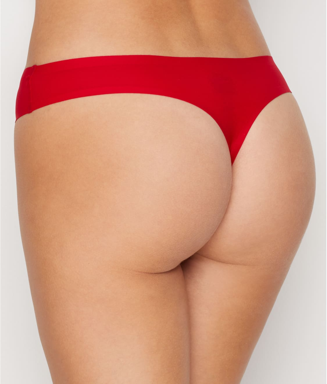 7878701d39b See Soft Stretch Thong in Poppy Red