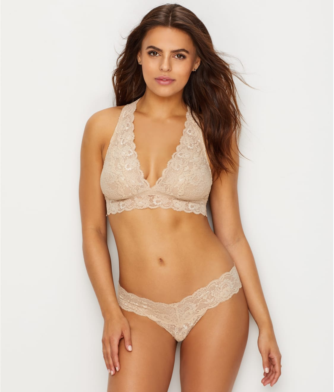 ee50029bd867 Cosabella Never Say Never Cutie Low Rise Thong | Bare Necessities ...