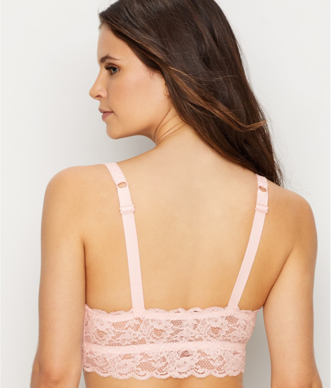 9970c1a5b0a36 See Never Say Never Sweetie Curvy Bralette in Pink Lily