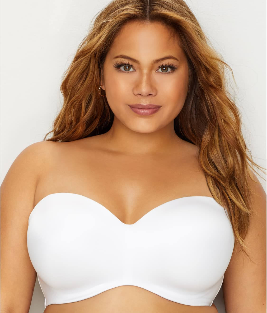 59cd6c14396 Curvy Couture Smooth Multi-Way Strapless Bra | Bare Necessities (1290)