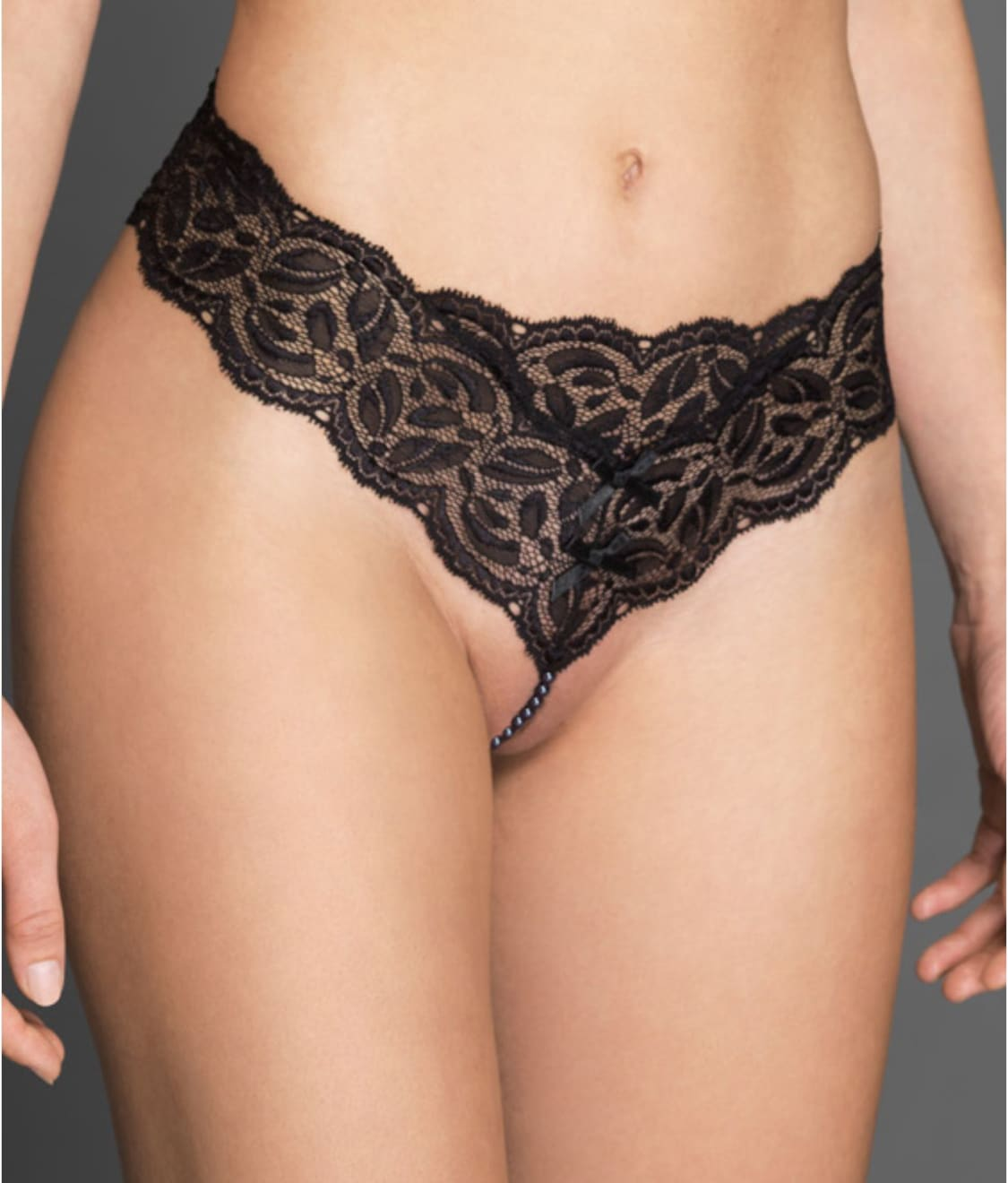 5ce59abc4f Bracli Paris Collection Pearl Thong