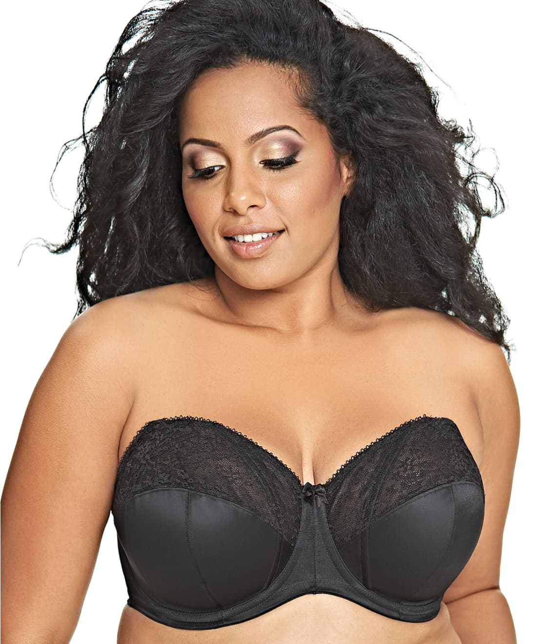 Strapless Bras Convertible Bare Necessities V Invisible Bra Ear Wing Seamless Silikon Sillicon Push Up Goddess Adelaide