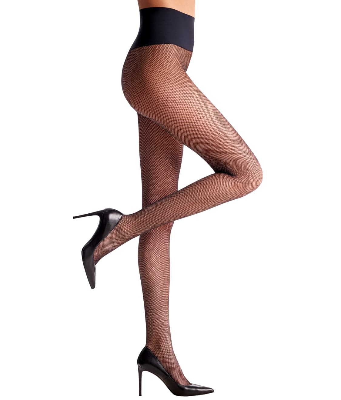 Anlaey High Waist Fishnet Tights Plus Size Fishnet Stockings Leggings Fish  Nets Stockings Fishnets for Women Tights & Hosiery