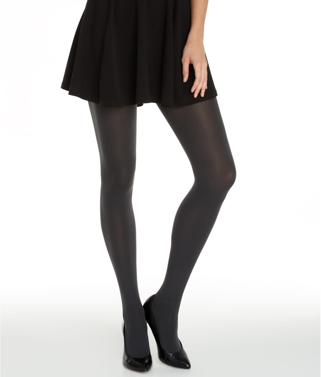 921d0581d15ef8 HUE StyleTech Blackout Tights | Bare Necessities (14526)