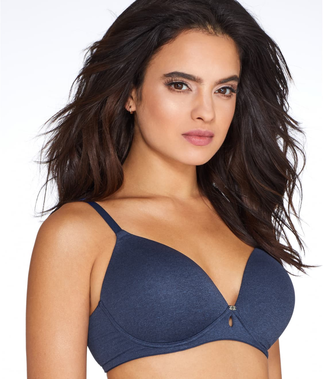 4408fd10da Lily of France Your Perfect Lift Convertible Wire-Free Bra