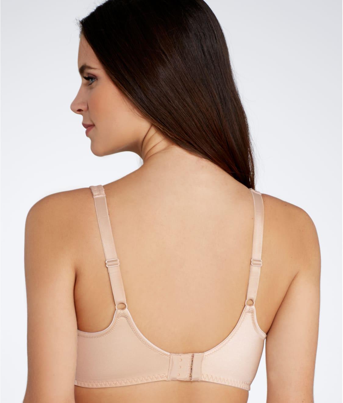 ead04ef4bde Lilyette Beautiful Support Lace Minimizer Bra