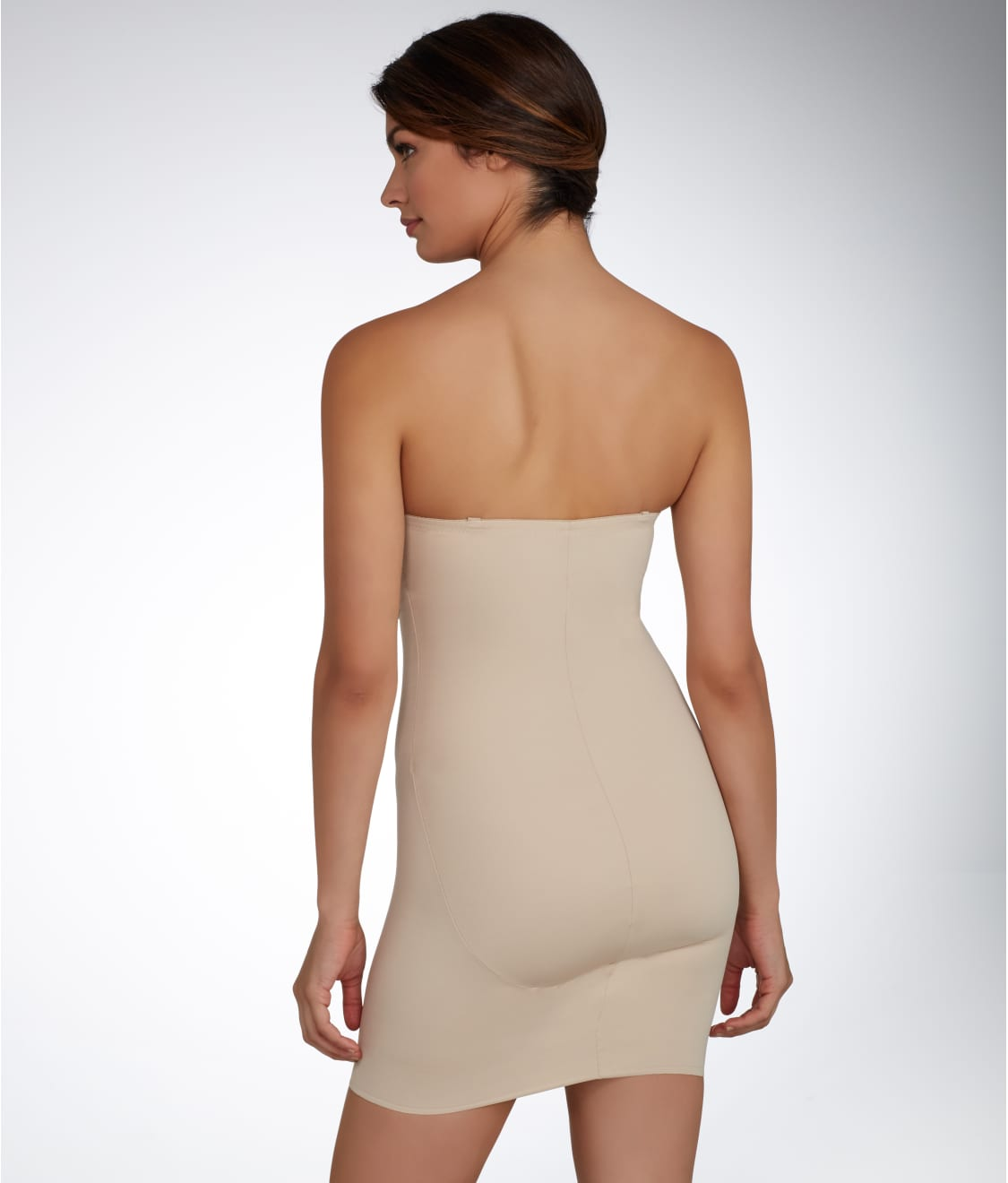 f4e40b2b1cf1d Miraclesuit Real Smooth Extra Firm Control Strapless Slip