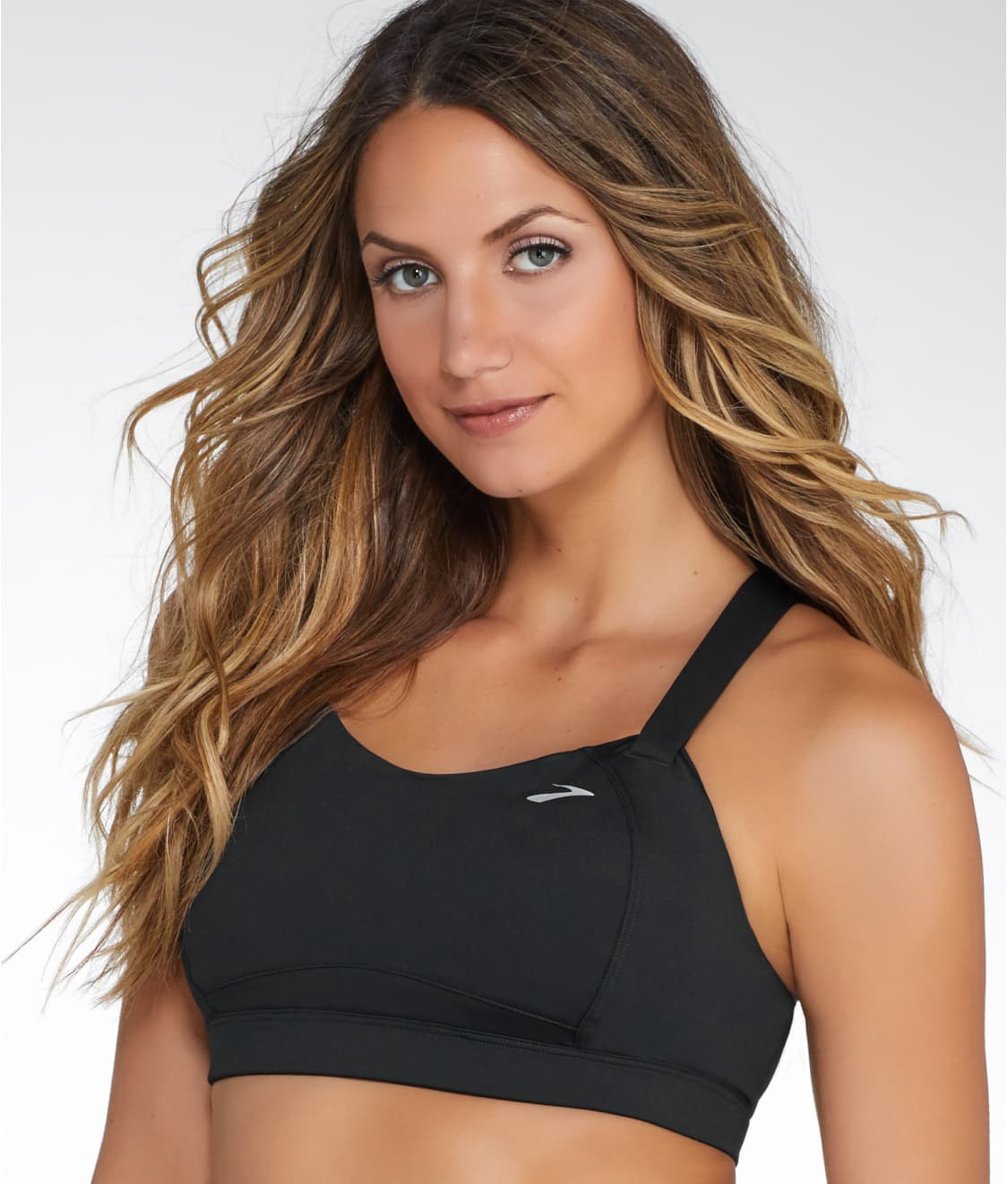 1855c2cce7 See Juno High Impact Wire-Free Sports Bra in Black