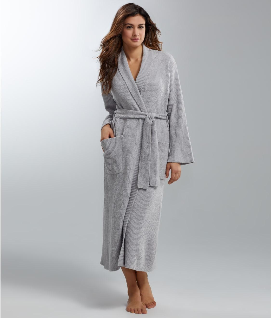 N Natori Rib Chenille Robe Sleepwear XC4021 at BareNecessities.com